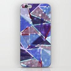 Sparkle Geometric iPhone & iPod Skin