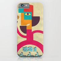 iPhone & iPod Case featuring 521 CHA CHA CHA by Carlos Hernandez