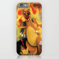 Fire Blast! iPhone 6 Slim Case
