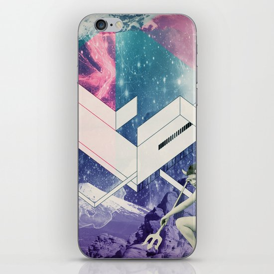 psazio iPhone & iPod Skin