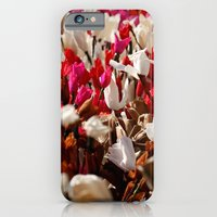 Paper flowers iPhone 6 Slim Case
