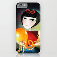 iPhone & iPod Case featuring Hold on a little more by Ruth Fitta Schulz