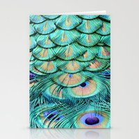 Shimmering Beauty Stationery Cards
