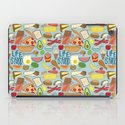 LIFE IS FOOD iPad Case