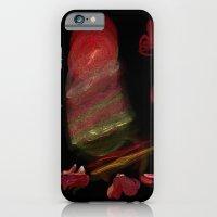 Glass Flowers  iPhone 6 Slim Case