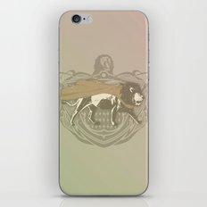 Fearless Creature: Leeoh iPhone & iPod Skin