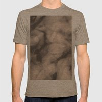 Texture Mens Fitted Tee Tri-Coffee SMALL