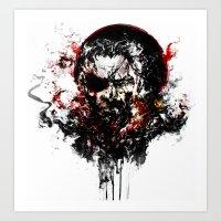 Metal Gear Solid V: The … Art Print