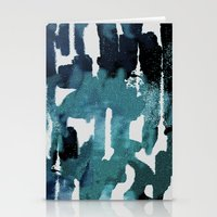 Mystic Cloud: Teal Stationery Cards