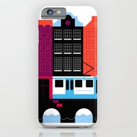 Postcards from Amsterdam / Tram iPhone 6 Slim Case