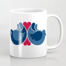 Blue Lovebirds Mug
