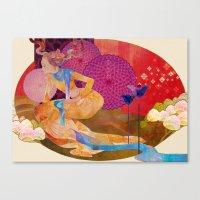 Sipi Sipi Canvas Print