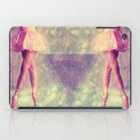 Dream A Little Dream iPad Case