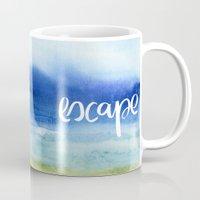 Escape [Collaboration Wi… Mug