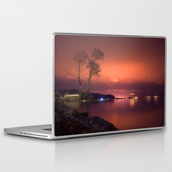 By the Lake Laptop & iPad Skin