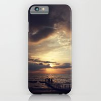 iPhone & iPod Case featuring Godspeed by farsidian