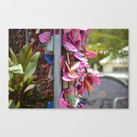 Two Lovers Point Canvas Print