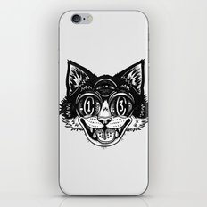 The Creative Cat iPhone & iPod Skin