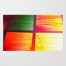 Stain Glass Rug