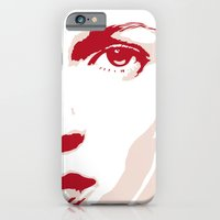 iPhone & iPod Case featuring PINK MOSS by f_e_l_i_x_x