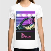 drive T-shirts featuring Drive by Evil Twin