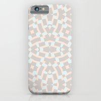 iPhone & iPod Case featuring soft geo by La Señora