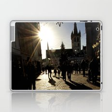Trier Street Scene Laptop & iPad Skin
