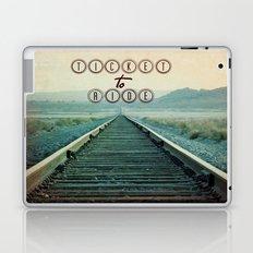 Ticket to Ride Laptop & iPad Skin