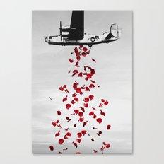 More Love Please! Canvas Print
