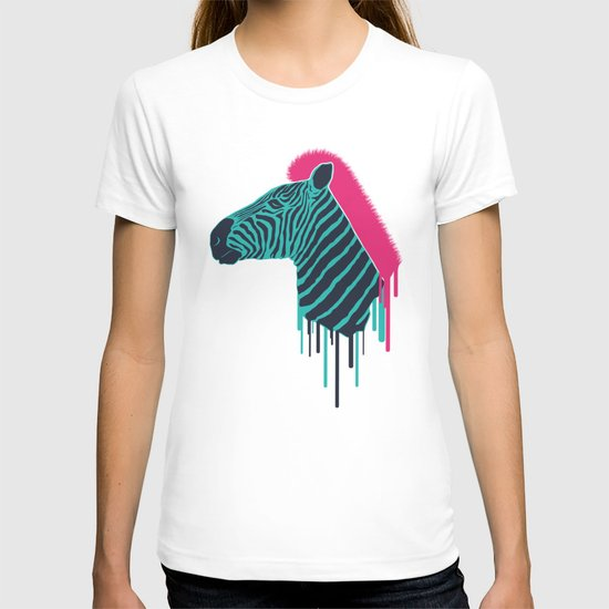 Zebra's Not Dead II T-shirt