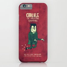 The Christmas Vampire iPhone 6 Slim Case