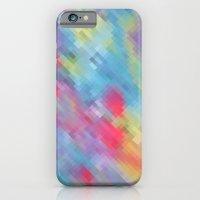 Wrinkle Pixel iPhone 6 Slim Case
