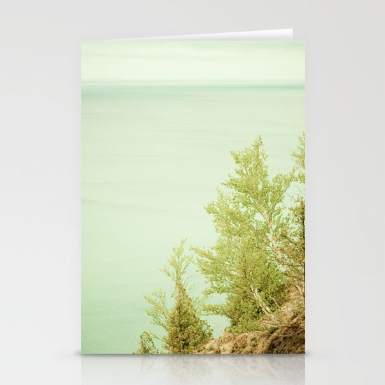 You're the Wind That Blows Me Home Stationery Card