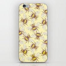 Bees! iPhone & iPod Skin
