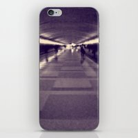 Into The Light. iPhone & iPod Skin