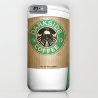 iPhone & iPod Case featuring Black Coffee by Brady Terry