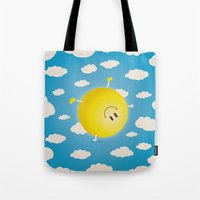 Summersault Tote Bag