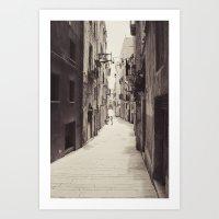 Espanyol Art Print