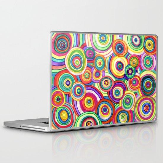uneven universe Laptop & iPad Skin