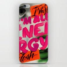 Renegade I iPhone & iPod Skin