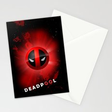 Deadpool Stationery Cards
