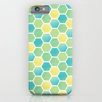 Summer Time Honeycomb iPhone 6 Slim Case