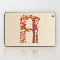 A As Autumn Laptop & iPad Skin