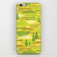 Italian Countryside iPhone & iPod Skin