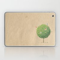Where Origami Birds Go Laptop & iPad Skin
