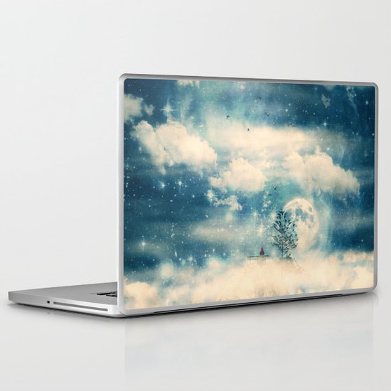 I know a place... Laptop & iPad Skin