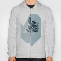 Faces Blue 06 Hoody