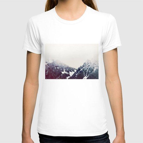 Vintage Snowy Mountain T-shirt
