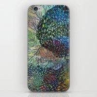 Tree Of Life 2 - The Sac… iPhone & iPod Skin