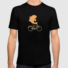 I have no idea what I'm doing Mens Fitted Tee Black SMALL